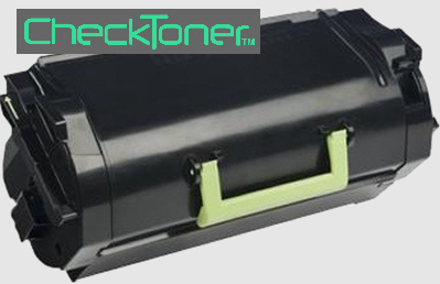Lexmark MS315 MS415 501 50F MICR Toner Cartridge